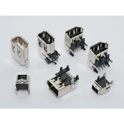 IEEE 1394 Connectors