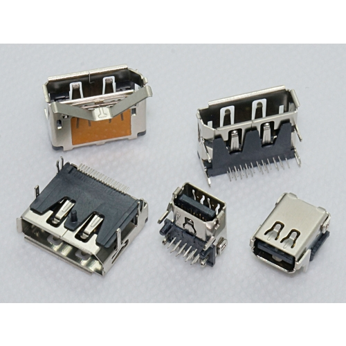 DisplayPort & Mini DisplayPort Connectors