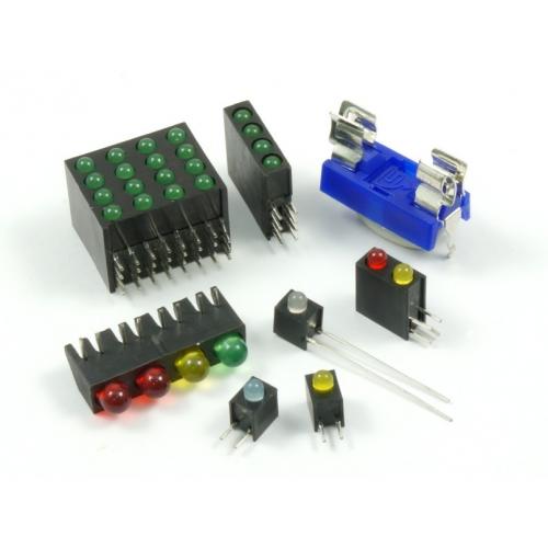 LED Holder & Fuse Holder