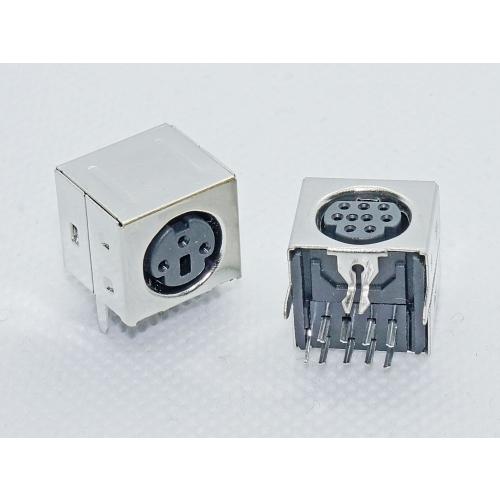 Mini DIN Jack-C1C1S3 Series